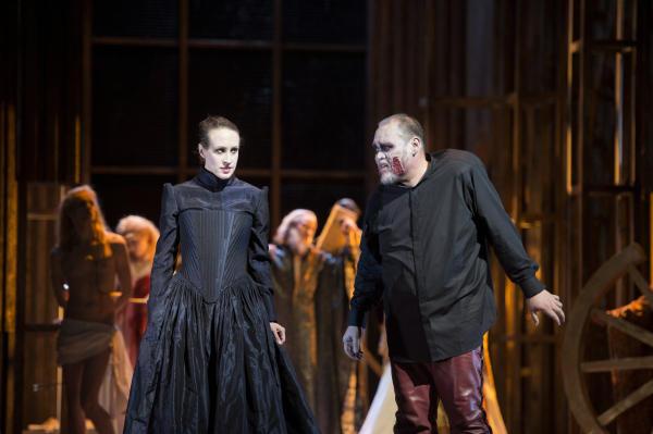 Oper Frankfurt Rigoletto