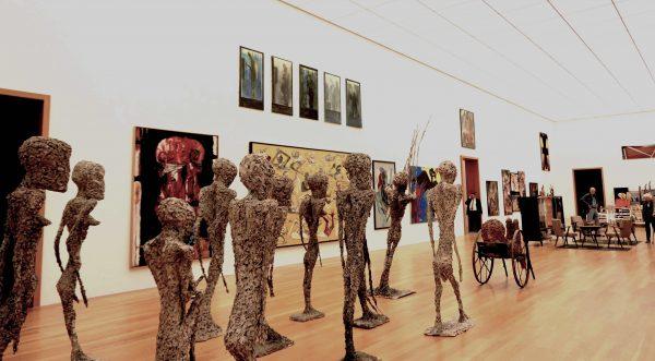 Feuilletonfrankfurt De Blog Archive Point Of No Return Eine Bemerkenswerte Ausstellung Im Museum Der Bildenden Kunste Leipzig